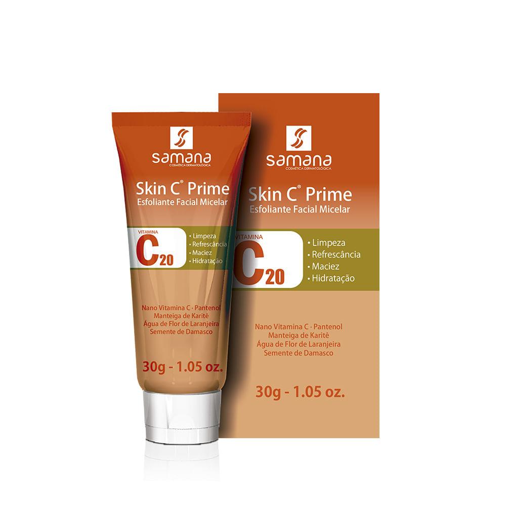 Samana-Esfoliante-Micelar-com-Vitamina-C-Skin-C-Prime-30g