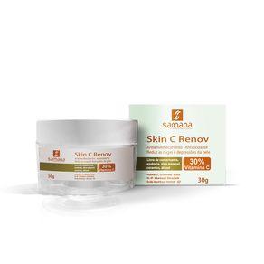 Samana-Creme-Anti-Rugas-Vitamina-C-30--Skin-C-Renov-30g