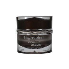 Biomarine-Anti-Idade-Acqua-Diamond-Booster-Noturno-Clareador-e-Firmador-45g