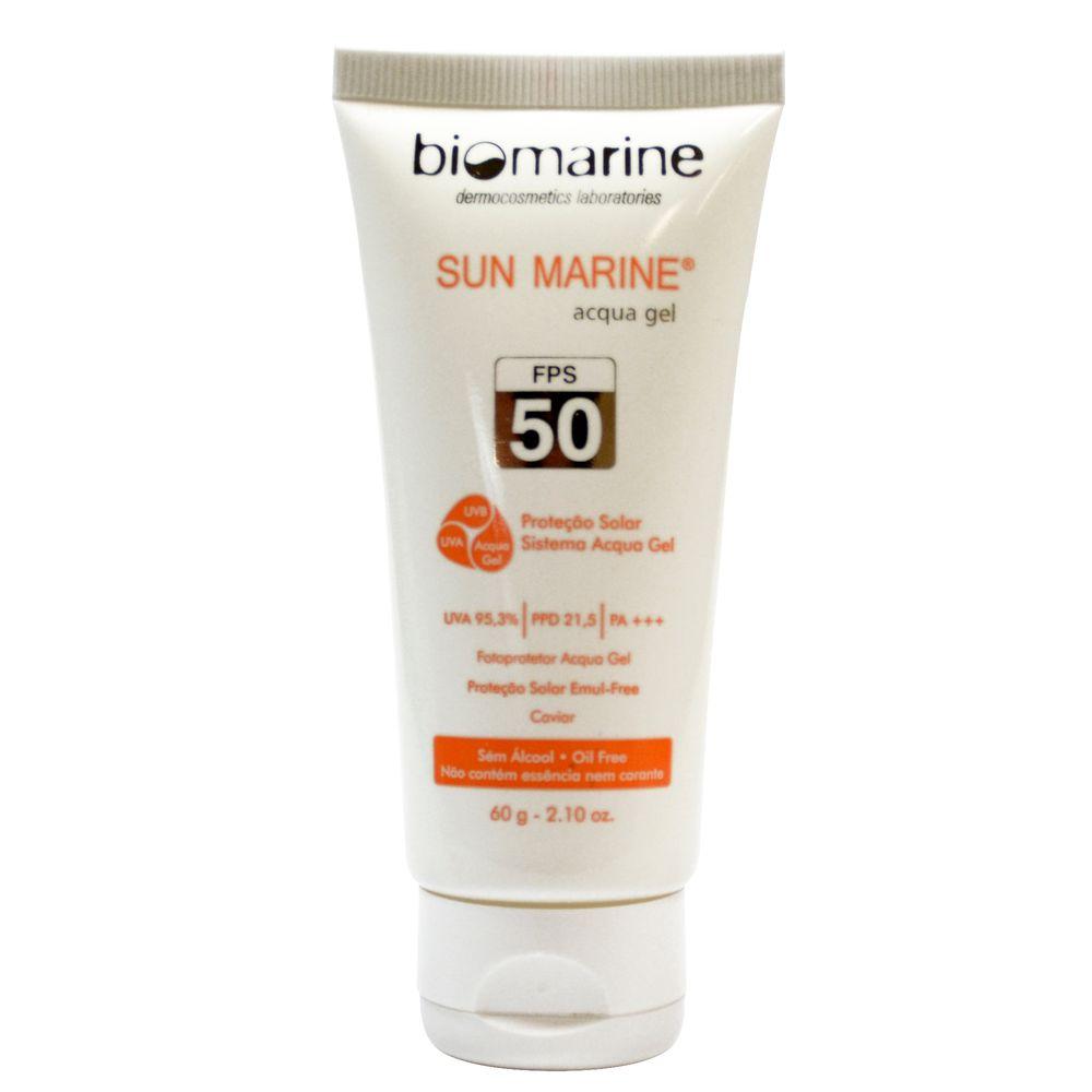 Biomarine-SUn-Marine-FPs-50-Acqua-Gel