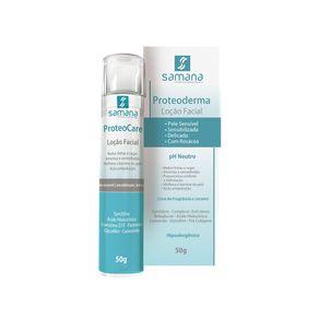 Samana-Hidratante-Facial-para-Pele-Sensivel-Proteoderma-50g